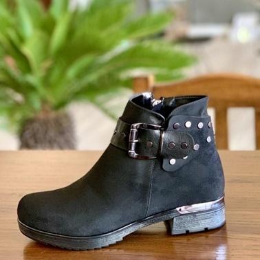 Limoya Bot Siyah